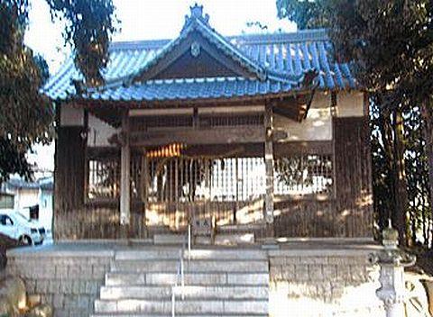 川俣神社 三重県鈴鹿市和泉町のキャプチャー