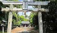 伊射奈岐神社 奈良県天理市柳本町