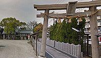八阪神社 大阪府和泉市幸