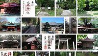 大井神社 茨城県笠間市大渕の御朱印