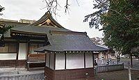 御霊神社 東京都八王子市館町