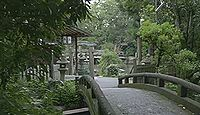 厳島神社 - 京都三珍鳥居