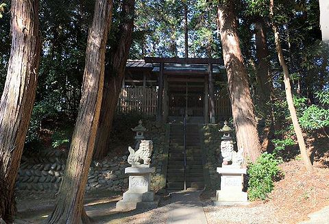 須賀神社 三重県松阪市嬉野権現前町のキャプチャー