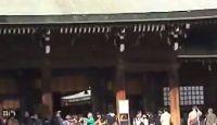 明治神宮の例祭 - 明治節、文化の日となっている11月3日の明治天皇御生誕日の勅祭