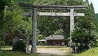 黒島神社(姶良市) - 上名・下名の開拓に際して創祀された、2月例祭ではお田植え祭り
