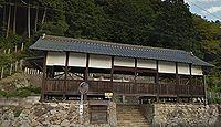 奴々伎神社 兵庫県丹波市氷上町稲畑