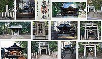 和泉熊野神社 東京都杉並区和泉の御朱印