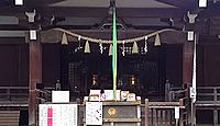 鳩森八幡神社 東京都渋谷区千駄ヶ谷のキャプチャー