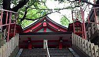 春日神社 東京都港区三田