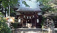 氷川神社 埼玉県北本市高尾のキャプチャー