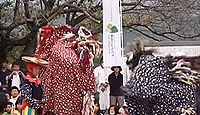 荒穂神社(基山町) - 基肄城跡、五十猛命の伝承が多い「植林発祥之地」、9月に御神幸祭