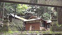 小川内神社 三重県津市芸濃町河内のキャプチャー