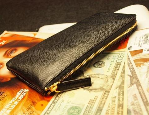 開運財布 - 色やブランドで選ぶ? いや、購入日で選ぶのが王道かのキャプチャー