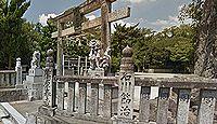 応神社(観音寺市) - 椀貸塚の東腹に鎮座、江戸期に大野原八幡宮が創建されて境界争い