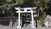 三島神社 静岡県伊東市赤沢