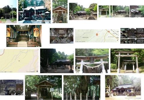 盈岡神社 兵庫県朝来市和田山町宮内のキャプチャー
