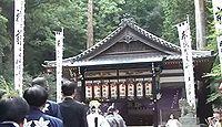 賀毛神社 三重県いなべ市北勢町垣内のキャプチャー