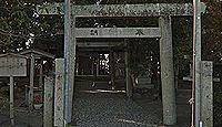 櫛田神社(松阪市) - 博多の同名社の元宮、ヤマトヒメ櫛伝承で理容業者が信仰