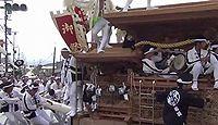 春日神社 大阪府和泉市春木町のキャプチャー