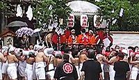 阿比太神社 大阪府箕面市桜ケ丘のキャプチャー