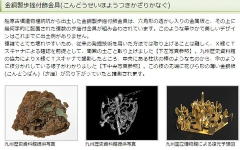 金銅製馬具など200点以上出土の船原古墳、実は前方後円墳だった また鉄製馬具が出土 - 福岡・古賀のキャプチャー