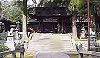 豊榮神社 山口県山口市天花のキャプチャー