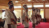 重要無形民俗文化財「阿万の風流大踊小踊」 - 異なる2種類の踊り、観客を意識した隊形のキャプチャー