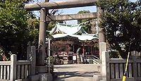 平井諏訪神社 東京都江戸川区平井