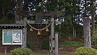 遠賀神社(井岡) - 「出羽高野」と称された式内・岡大権現、江戸期は伽藍9院・末寺6寺