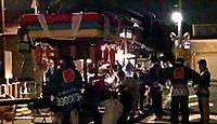 御前原石立命神社 奈良県奈良市古市町