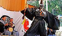 能郷白山神社 - 「能郷の能・狂言」が伝わり、4月例祭に奉納される北陸七白山の一つ