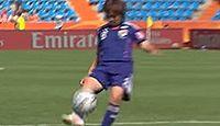 なでしこジャパン宮間のFKなどでNZに勝利 - 女子W杯ドイツ大会2011年グループ初戦のキャプチャー