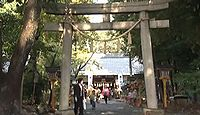 御殿山神社 大阪府枚方市渚本町
