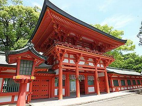 埼玉県の神社のキャプチャー
