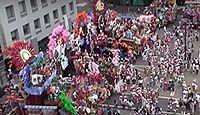 重要無形民俗文化財「八戸三社大祭の山車行事」 - 大型・豪華な風流系の山車が市内を巡行のキャプチャー