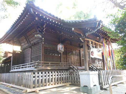 長崎神社 東京都豊島区長崎のキャプチャー