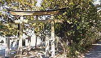 加茂神社 高知県幡多郡黒潮町入野