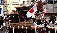 初嶋大神宮 兵庫県尼崎市築地のキャプチャー