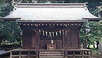 下宿八幡神社 東京都清瀬市下宿