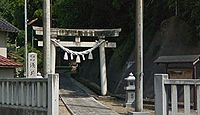 浅井神社 富山県高岡市石堤のキャプチャー