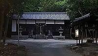 讃岐神社 奈良県北葛城郡広陵町三吉のキャプチャー