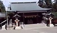 健軍神社 - 火国造ゆかりとも伝わる熊本市最古の社、阿蘇神社の別宮、八丁馬場の参道