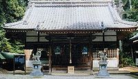 加富神社 三重県四日市市波木町