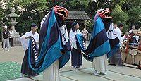 白鳥神社 大阪府羽曳野市古市のキャプチャー