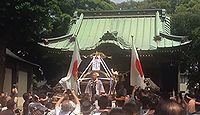 八幡宮 神奈川県茅ヶ崎市柳島のキャプチャー