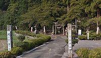 高座神社 兵庫県丹波市青垣町東芦田