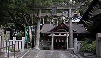 小戸神社 兵庫県川西市小戸