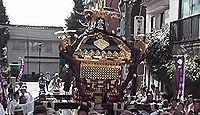 駒込天祖神社 - 源頼朝の霊夢による創祀、駒込神明宮と呼ばれた駒込村総鎮守、千貫神輿