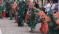 櫻山八幡宮 - 秋の高山祭で有名な、八幡大神・熱田大神・香椎大神を祀る八幡