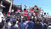 大塩天満宮 - 左遷途上の道真が立ち寄り祖神を詣でた地に奉斎される、「毛獅子」が有名
